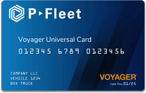 Voyager-card